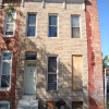 *SOLD!!! No Longer Available* – 1642 Ashland Avenue (Johns Hopkins – 21205) Wholesale deal only 1 block from Johns Hopkins!  3Br/1Ba End Unit townhome with full unfinished basement.  Only $15,500!