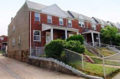 *RENTED TO OWN! No Longer Available!* ~3901 Colborne Rd~ (21229-Rognel Heights-SW) Upscale 3Bd/2Ba End of Group Brick Townhome for Rent To Own $1200.00/mo