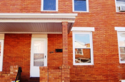 *SOLD! NO Longer Available* ~516 N Bouldin St~ (21205-Ellwood Park) 2Bd/1Ba Newly Updated Brick Townhome for Rent-To-Own only $725.00/mo