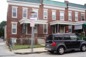 *No Longer Available for Rent-To-Own* ~757 N Grantley St~ (21229) End of Group 4Bd/1.5Ba Updated Twnhm w/CAC Rent-To-Own $1350.00/mo
